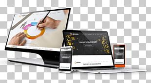 Advertising Agency Digital Agency Showcase Website PNG