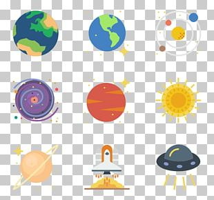 Computer Icons Planet Outer Space PNG