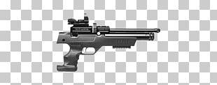 Air Gun Pistol Caliber Firearm Pellet PNG
