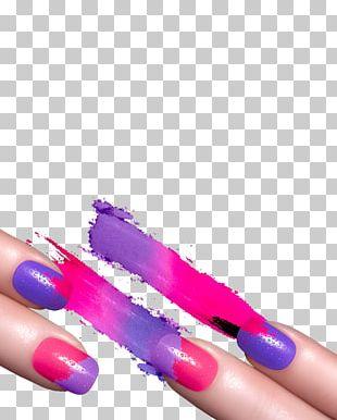 Nail Polish Nail Art Manicure PNG