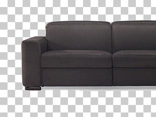 Sofa Bed Couch Natuzzi Chair PNG