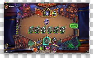 Video Game Hearthstone Twitch PNG