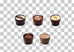 Chocolate Truffle Cupcake Praline Ischoklad Chocolate Balls PNG