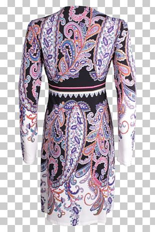 Paisley Costume Design Clothing Top Sleeve PNG