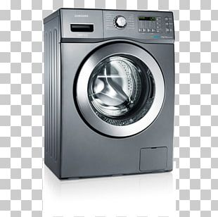 Washing Machines Samsung Combo Washer Dryer Clothes Dryer Refrigerator PNG