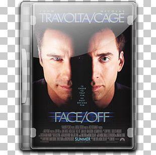 Nicolas Cage HECKLEVISION: FACE/OFF Castor Troy Sean Archer PNG