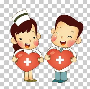 Nurse Physician Cartoon PNG