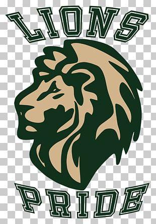 Lion Logo Shield PNG