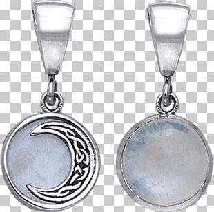 Locket Earring Body Jewellery PNG