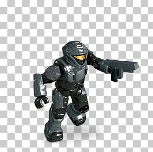 Halo 3: ODST Halo Wars Halo: Spartan Assault Mega Brands Toy PNG