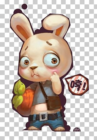 Rabbit Easter Bunny Illustration PNG