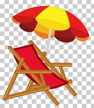 Eames Lounge Chair Beach PNG