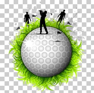 Golf Club Golf Ball Golf Course PNG