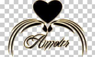 Logo Body Jewellery Heart Font PNG