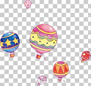 Cartoon Balloon PNG