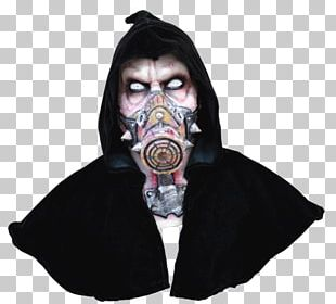 Latex Mask Clothing Costume Gas Mask PNG
