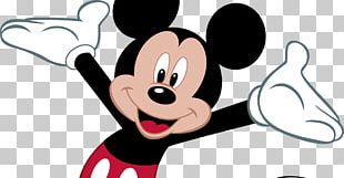 Mickey Mouse Minnie Mouse Donald Duck Daisy Duck Wall Decal PNG