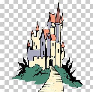 Castle Free Content Cartoon PNG