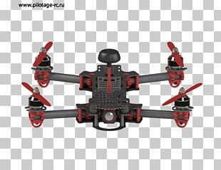 FPV Quadcopter Helicopter Rotor First-person View Drone Racing PNG