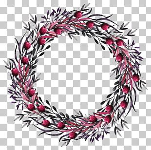 Wreath Flower PNG