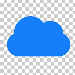 Computer Icons Desktop Cloud Computing Cobalt Blue PNG