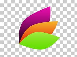 Logo Circle Angle Leaf Font PNG