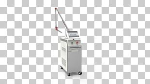 Nd:YAG Laser Q-switching Light Technology PNG