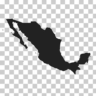 Mexico City Silhouette PNG