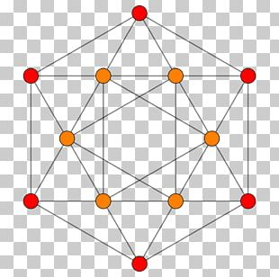 24-cell Schlegel Diagram Regular Polygon Platonic Solid PNG
