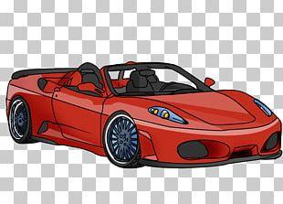 Ferrari F430 Challenge Car Enzo Ferrari Ferrari FXX PNG