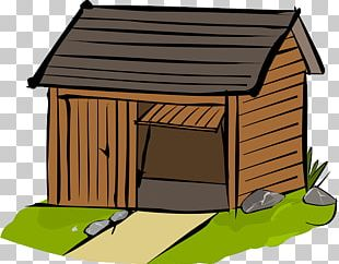 House Log Cabin PNG