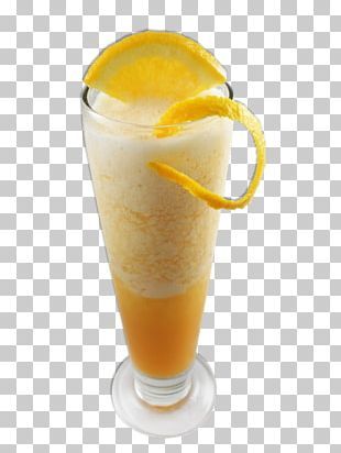 Drink Orange Juice Cocktail Harvey Wallbanger PNG