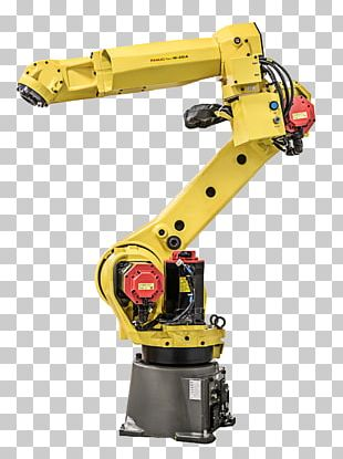 Industrial Robot FANUC Robotics Automation PNG