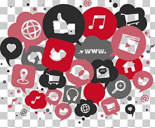 Social Media Digital Marketing Business ClickZ PNG