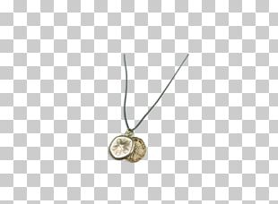 Locket Necklace Body Jewellery Silver PNG