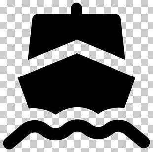 Line Angle White Black M PNG