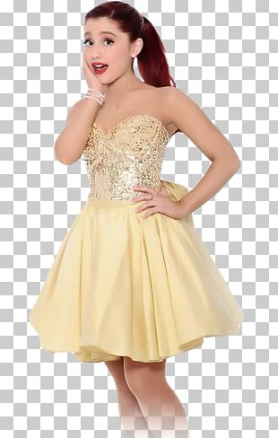 Ariana Grande Cocktail Dress Party Dress Clothing PNG