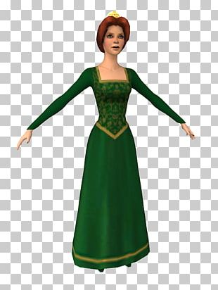 Princess Fiona Donkey YouTube Gingerbread Man Shrek Film Series PNG
