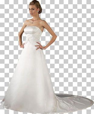 Wedding Dress Bride Woman Marriage PNG