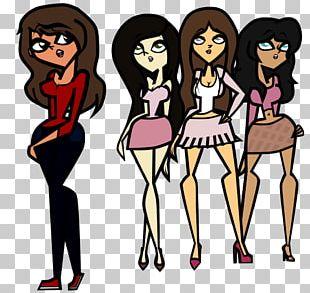 Animated Cartoon Animation Female PNG