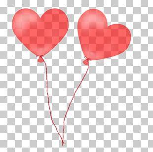 Balloon Heart PNG