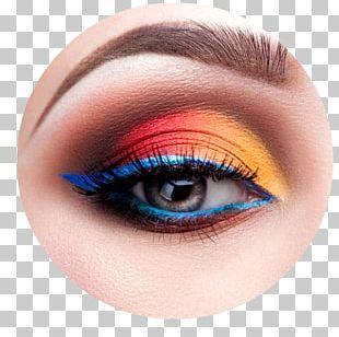 Eye Liner Cosmetics Make-up Eye Shadow Eyelash PNG