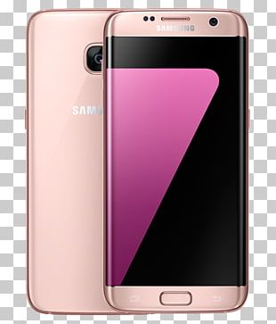 Samsung Android Pink Gold Smartphone Subscriber Identity Module PNG
