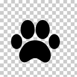 Dog Paw Footprint PNG