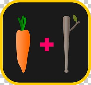 Carrot And Stick Motivation Metaphor Vegetable PNG