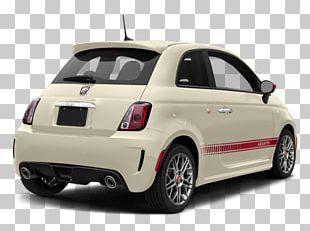 Fiat 500 Car Chrysler Fiat Automobiles PNG