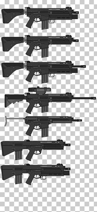 Gun Barrel Firearm Weapon Rifle Air Gun PNG