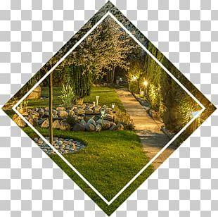 Landscape Lighting Garden Bench Landscaping Landscape Design PNG