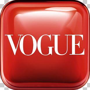 Vogue Chanel Fashion Magazine Glamour PNG