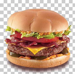 Cheeseburger Hamburger Fast Food Jucy Lucy Breakfast Sandwich PNG